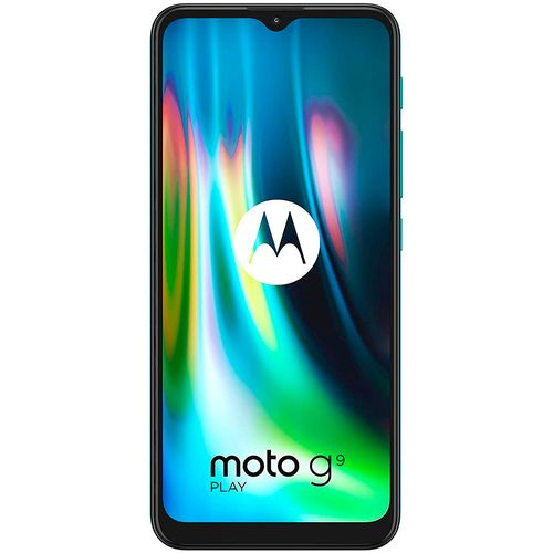 Celular Motorola G9 play verde
