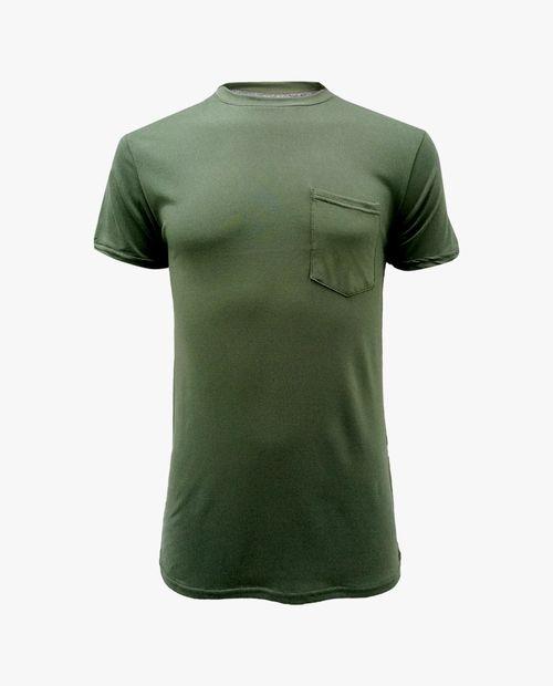 Camiseta para caballero olive