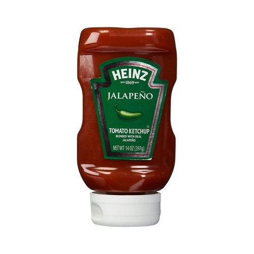 Heinz ketchup jalapeño