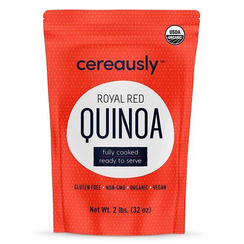 Quinoa roja cocida 2 lbs (907.18g)