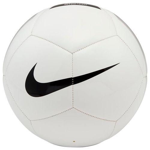 Balon de futbol blanco / negro #5 nike