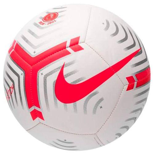 Balon de futbol blanco / plateado #5 nike