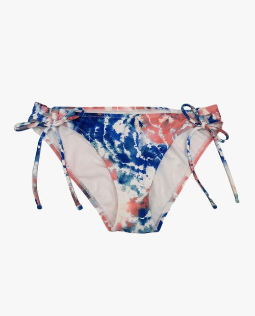 Bikini sweet side azul estmpado