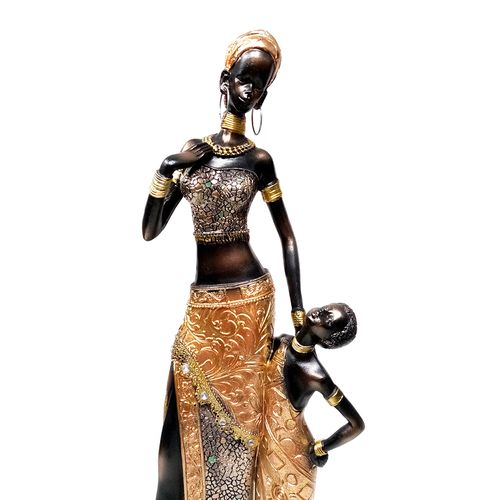 Africana decor 16x7.5x41cm