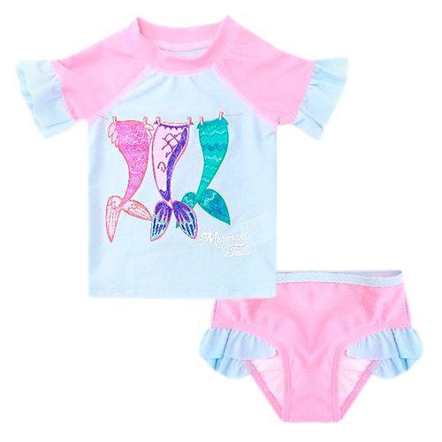Calzoneta 2 pzs mermaid
