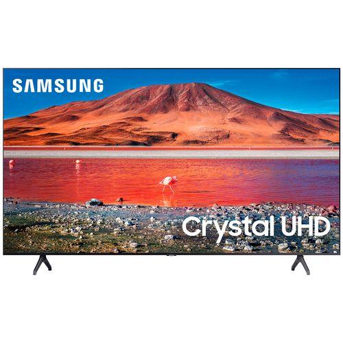 """Pantalla Samsung LED smart 65"""" crystal 4k"""