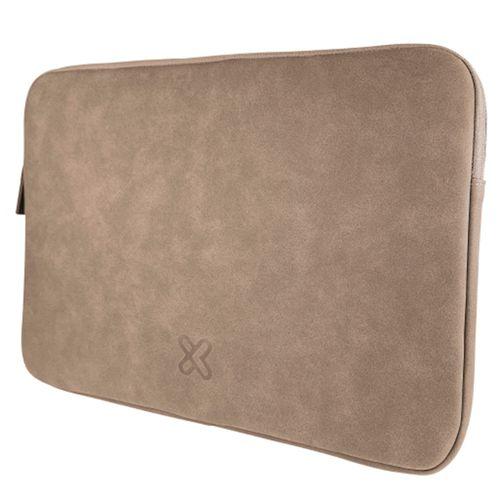 "Funda para notebook de 15.6"" khaki"