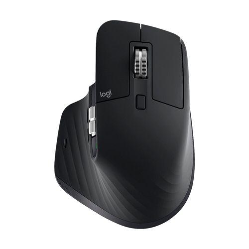 Mouse Logitech Master 3 inalámbrico negro