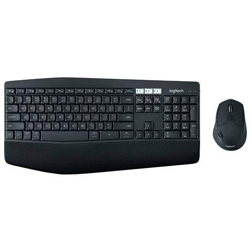 Kit Logitech teclado y raton  inalámbrico mk850