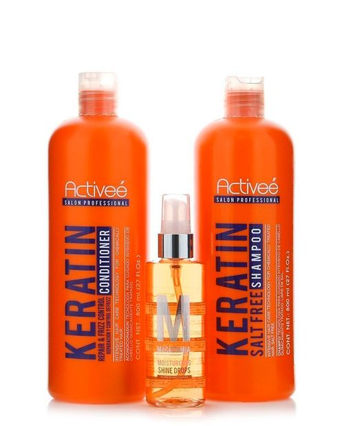Kit Tratamiento De Keratina