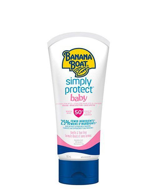 Gentle Protect Baby FPS 50 180ml