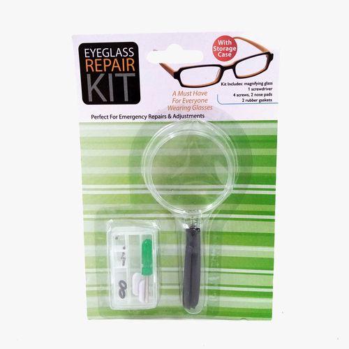 Kit de reparacion de lentes