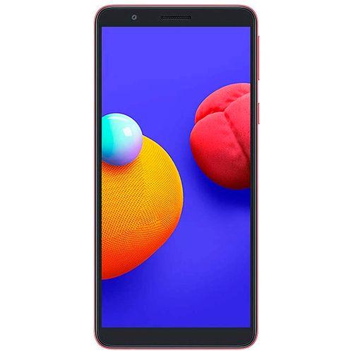 Samsung Galaxy a01 Core rojo