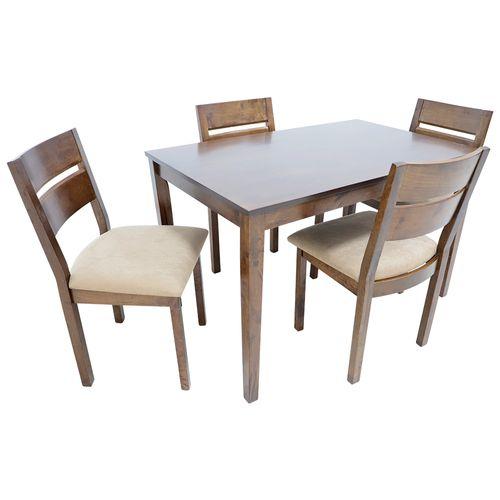 Comedor 4 personas rectangular Envy
