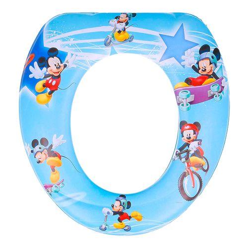 Asiento infantil para baño de Mickey Mouse
