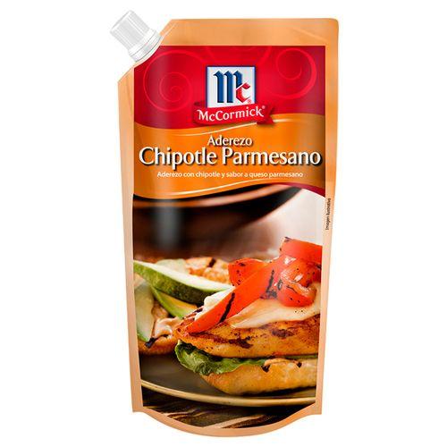 Aderezo chipotle parmesano