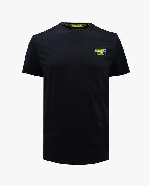 Black m. crew neck t-shirt