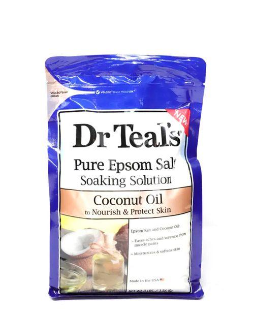 Sales dr.t coconut oil 3lb