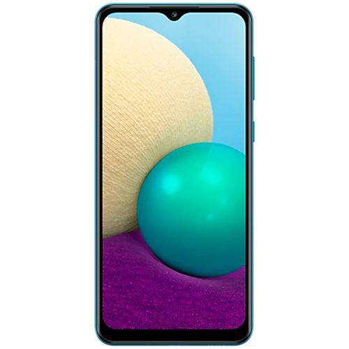 Celular Samsung A02 azul dual sim