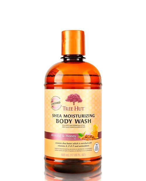 Body Wash Almond Honey 502ml