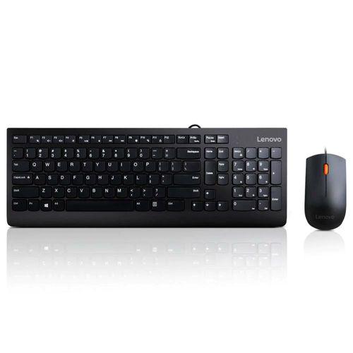 Combo teclado mouse cableado español