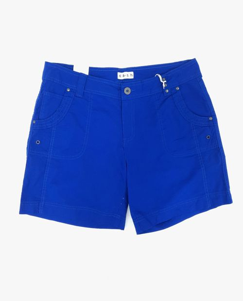 Short azul royal
