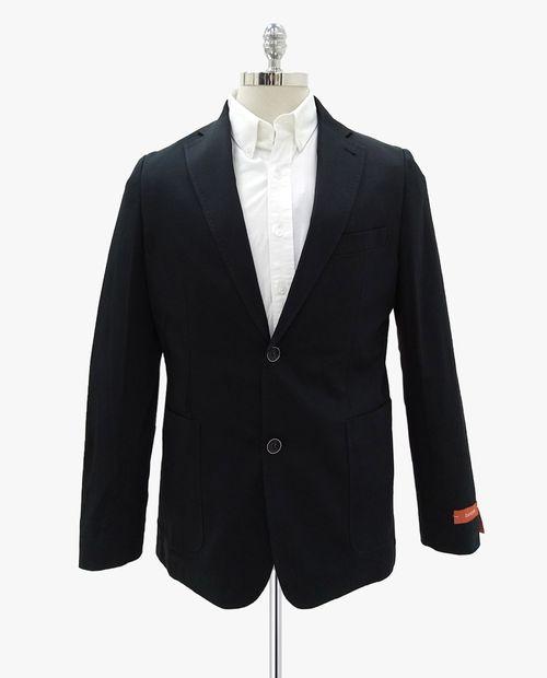 Blazer algodón black