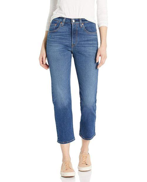 Jeans levis charleston high 501 crop