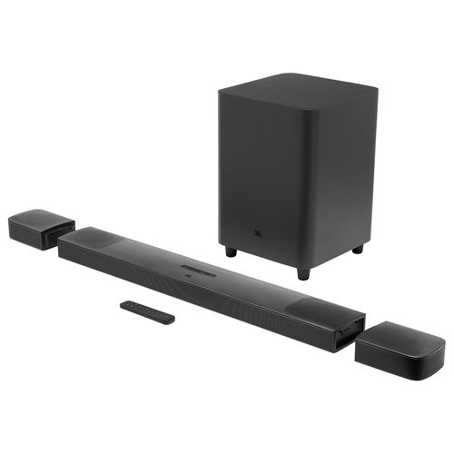 Jbl barra 9.1 surround chromecast airplay