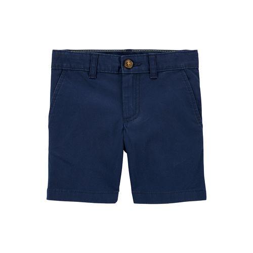 Short casual azul niño