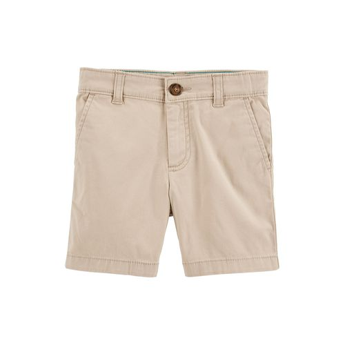 Short casual khaki niño