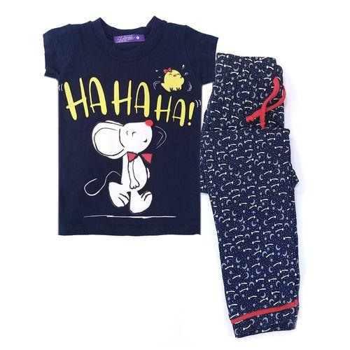 Pijama  smile house ratoncito