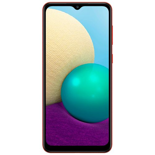Samsung Galaxy A02 rojo dual sim