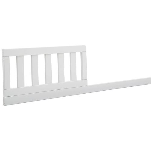 Baranda de toddler - blanca white for crib w100140