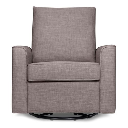 Sillon mecedora color grey tweed