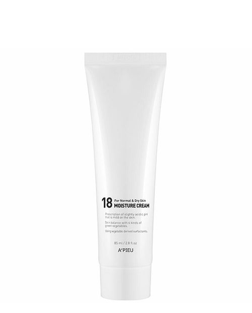 18 Moisture Cream for Normal & Dry Skin 85ml
