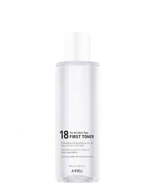 18 First Tónico for All Skin Type 180ml