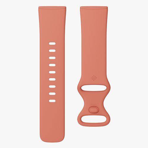 Banda para versa 3 y sense solida rosada