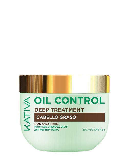 Oil Control Deep Treatment 250ml