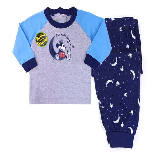 Pijama 2 piezas - Mickey moon