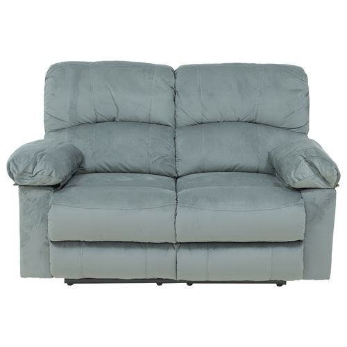 Love seat reclinable sin consola