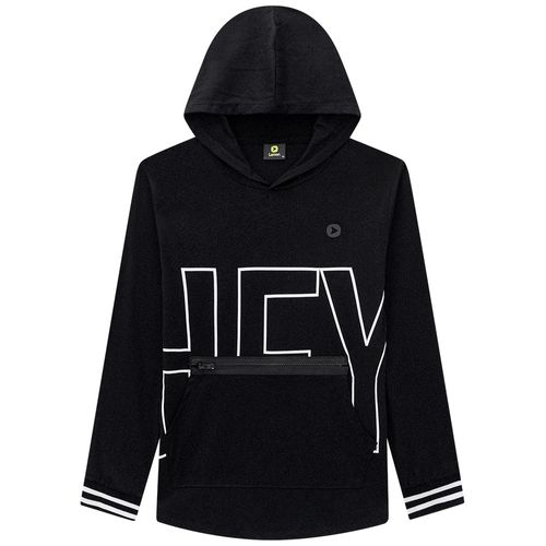 Camiseta negra 9010 para niño