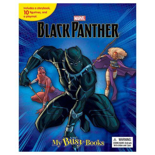 Black panter divertilibro