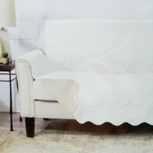 Protector de sillon camille - solido 6 colores sofa