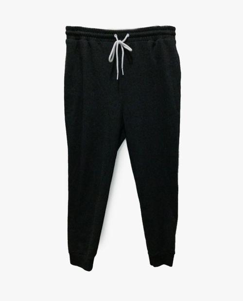 Jogger pants charcoal gris
