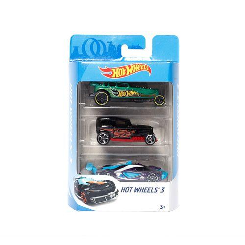 Paquete de 3 autos
