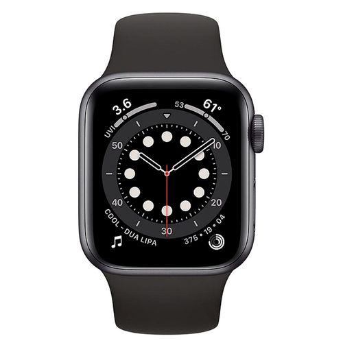 Apple Watch Series 6 GPS 40mm negro