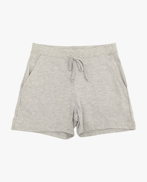 Jogger short gris