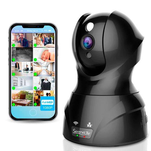 Camara para bebe conectada a celular 1080 p
