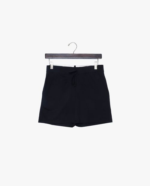 Jogger short negro